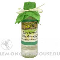 Масло для детского массажа без запаха