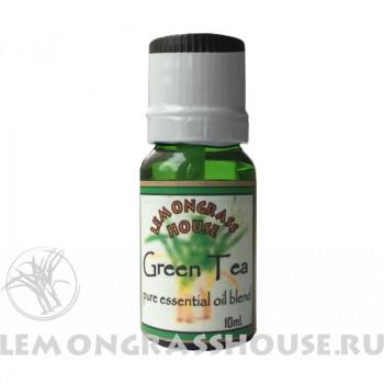 Эфирное масло «Зеленый чай»