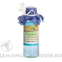 Пена для ванны детская «Голубая ромашка»
