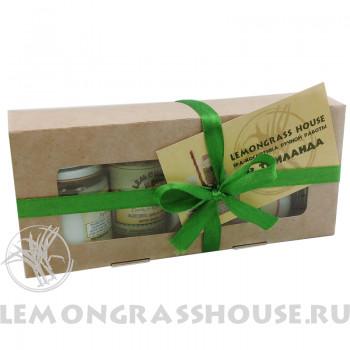 Mini набор Lemongrass House «Для ванны и душа»