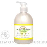 Жидкое мыло «Ваниль»