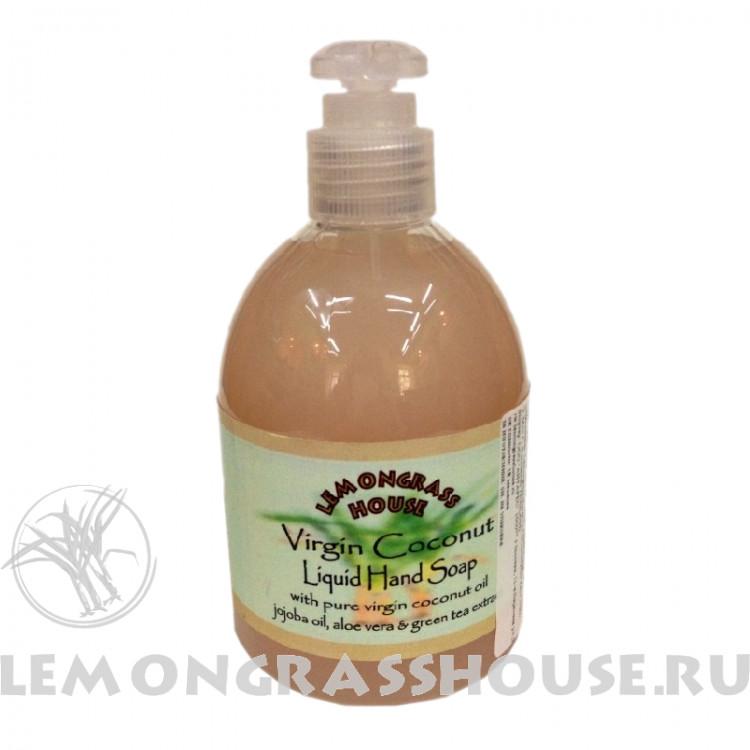 Жидкое мыло «Вирджин кокос»