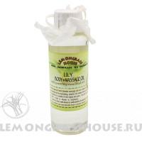 Масло для тела и массажа «Лилия»