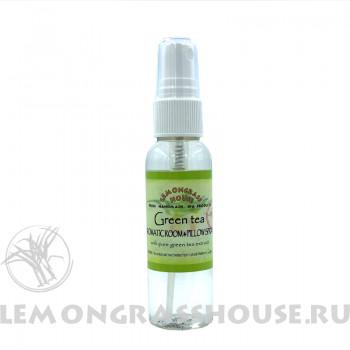 Арома-спрей для дома и белья «Зеленый чай»