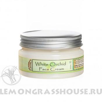 Крем для лица легкий «Белая Орхидея»