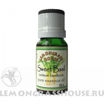 Эфирное масло «Сладкий базилик»