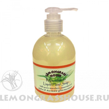 Жидкое мыло «Мандарин»