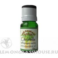 Эфирное масло цитронеллы