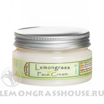 Крем для лица легкий «Лемонграсс»